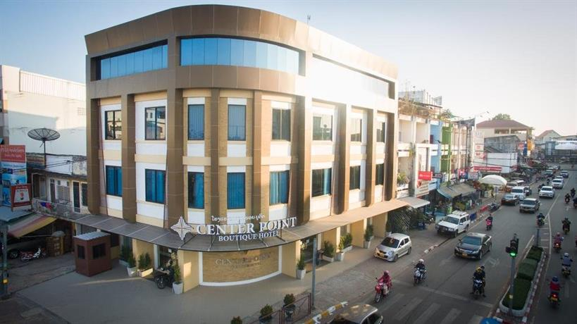 Center point boutique hotel vientiane compare deals for Boutique center