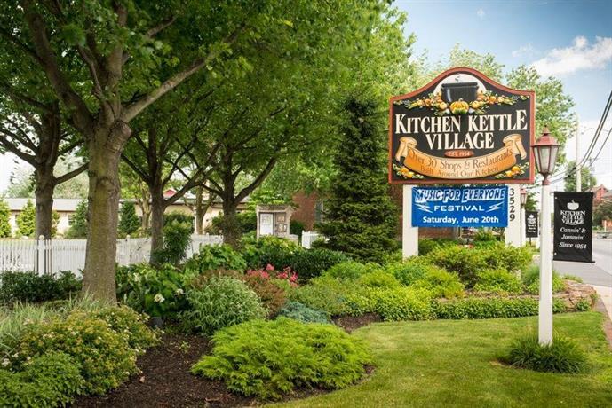 Kitchen Kettle Restaurant Lancaster Pa