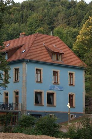 Hotel Le Tilleul Bleu