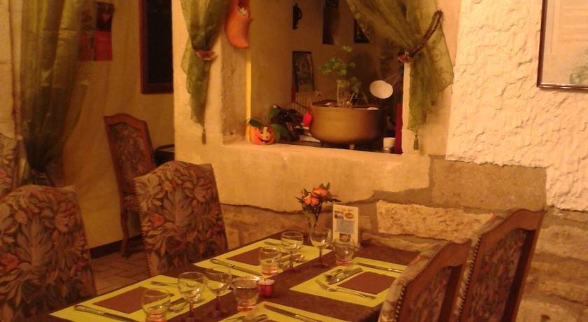 Hotel Restaurant Saint Martin Bourg Sainte Marie