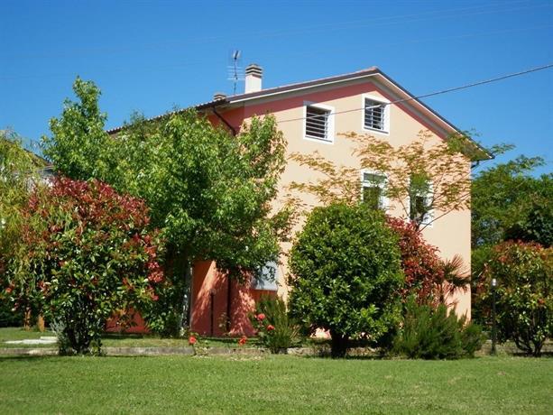 Villa Jolanda Fratte Rosa