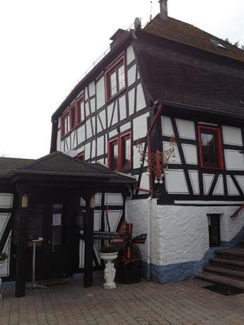 Hotel Restaurant Walkmuhle Usingen