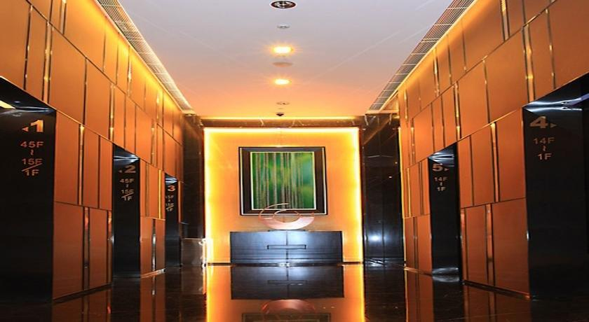 HeeFun Apartment Hotel GZ - Poly World Trading Center Guangzhou