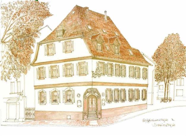 Hotel Pension Adler Unterturkheim Stuttgart