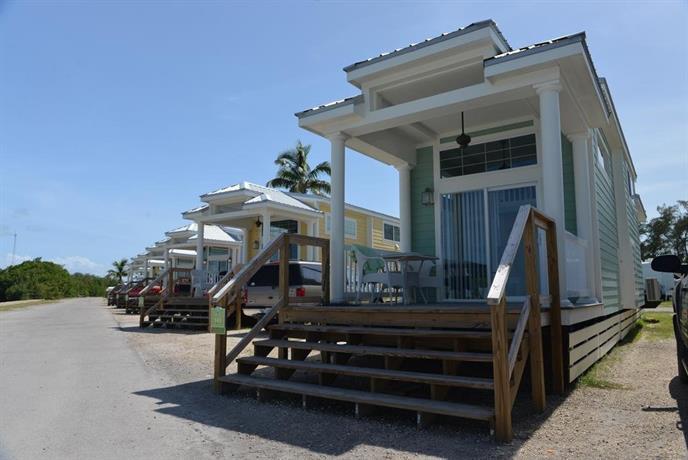 Fiesta Key RV Resort Waterfront Cottage 41