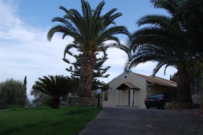 Villa Emily Corfu Island