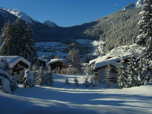 Haus Holiday Klosters
