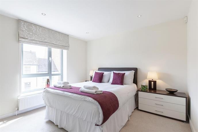Roomspace Serviced Apartments Marquis Court