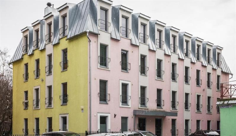 Best Apartments-Kotzebue Tallinn