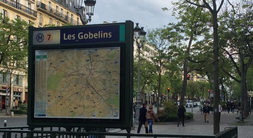 Villa Des Gobelins Paris
