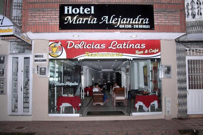 Hotel Maria Alejandra