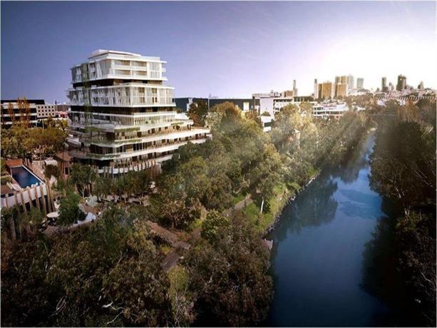 Riverside Resort Apartment