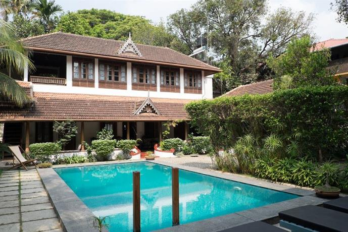 Secret garden a boutique hotel kochi compare deals for Secret boutique hotels