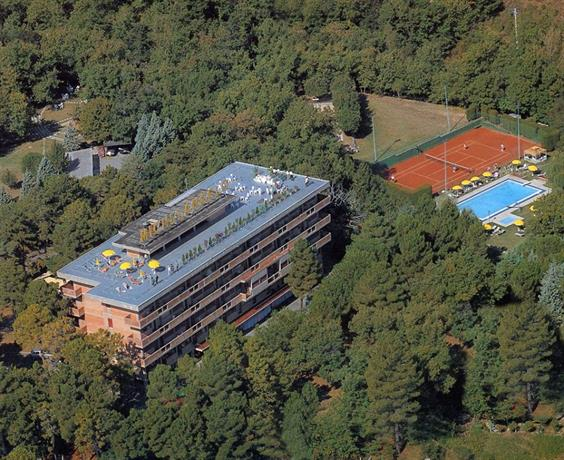 Hotel Michelangelo Chianciano Terme