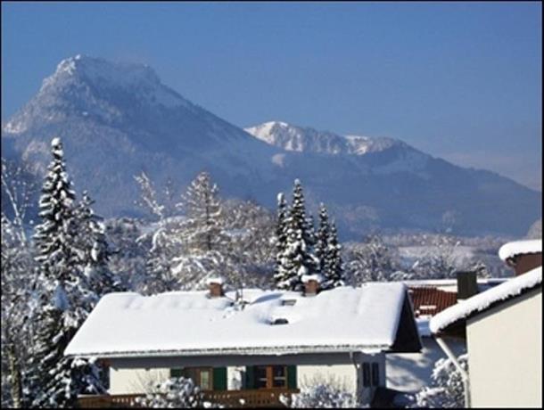 Ferienwohnungen Brunnsteinblick und Kranzhorn