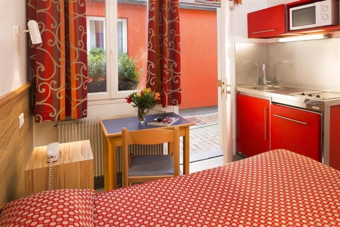 residence family hotel paris compare deals. Black Bedroom Furniture Sets. Home Design Ideas