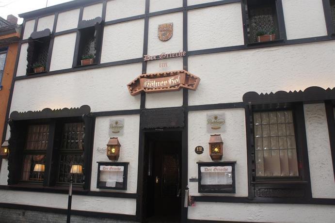 Kolner Hof Hotel Mulheim an der Ruhr