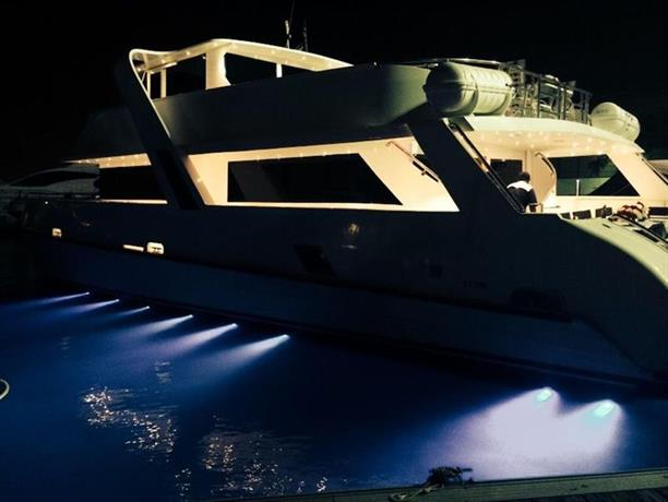 Jeddah Marina Yachts