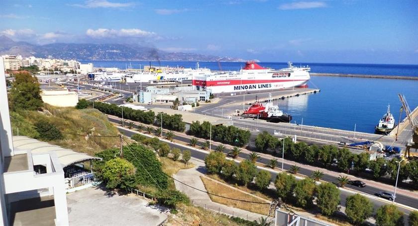 Poseidon Hotel Heraklion