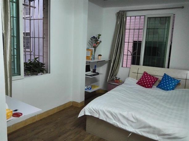 Go Wo International Youth Apartment Guangzhou University City