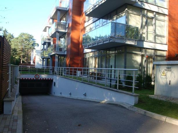 Kuldigas Street Apartment in Jurmala