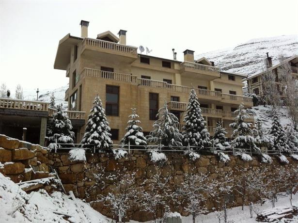 Residence des Alpes Kfardebiane