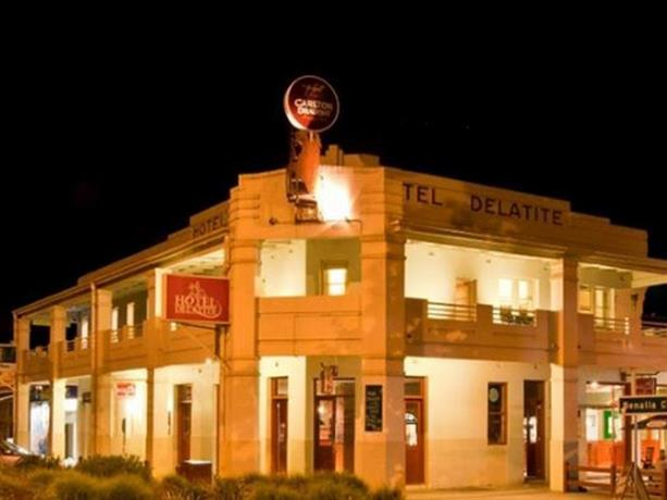 Delatite Hotel Restaurant Mansfield
