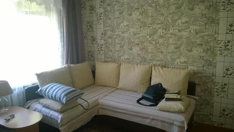 Apartments on Leningradskaya 59