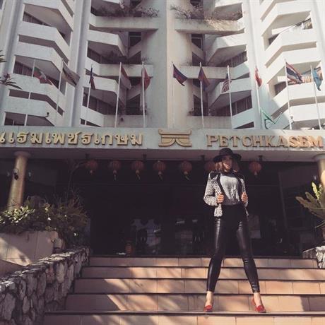 Hotel Petchkasem Grand