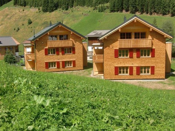 Alpin Chalet Schrocken