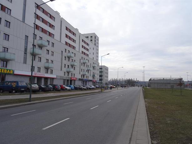 Apartamenty Metro Mlociny