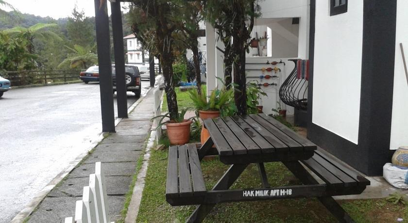 muslim budget holiday apartment in cameron highlands greenhill