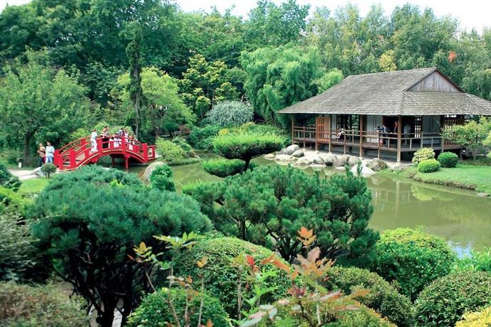Studio Japanese garden