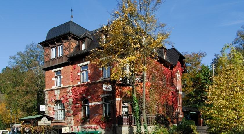 Hotel Braugasthof Papiermuhle Erfurter Str   Jena Deutschland