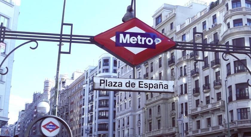 Apartamento Princesa Arguelles Madrid