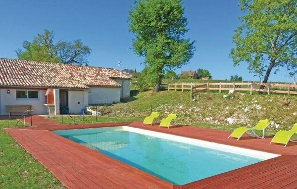 Holiday home Saussignac 25