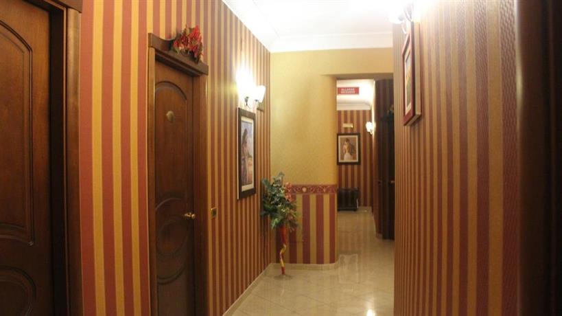 Hotel La Ninfa Via Ripuaria