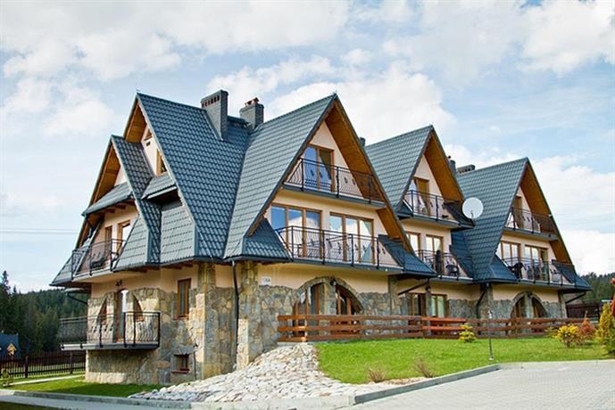 Apartamenty Tatry i Sarnia Skala