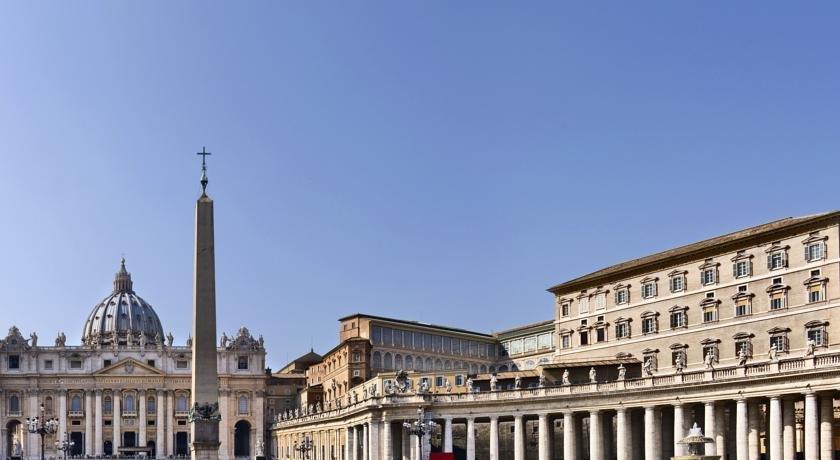 Hotel Vicino Via Della Conciliazione Roma