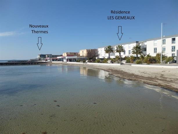 Les Gemeaux Balaruc-les-Bains