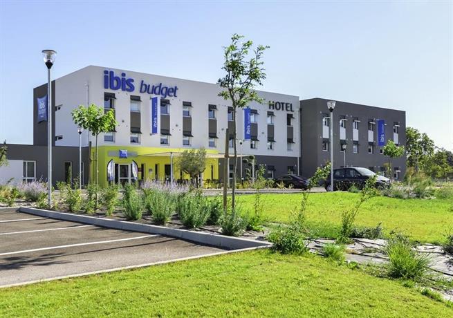 Hotel Ibis Budget Saint Martin De Crau