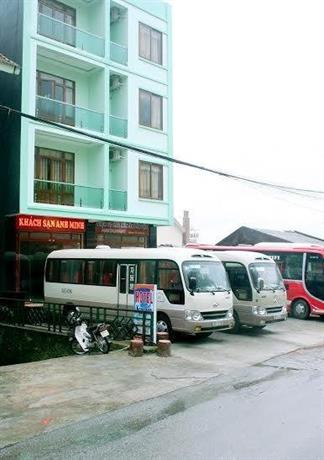 Anh Minh Hotel Tam Dao