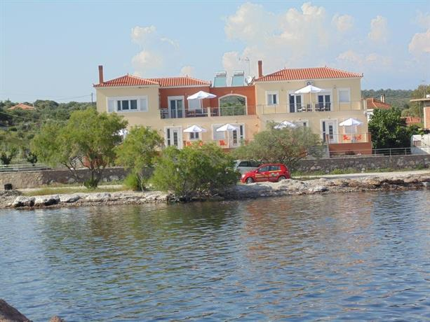 Panorama resort lesbos compare deals for Hotel panorama