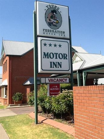 Young Federation Motor Inn Offerte In Corso