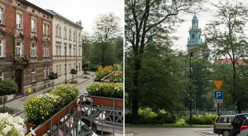 Sunny Old Town Apartments Kraków