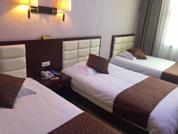 Xi'an Xiangyang Airport Mengzhilan Hotel