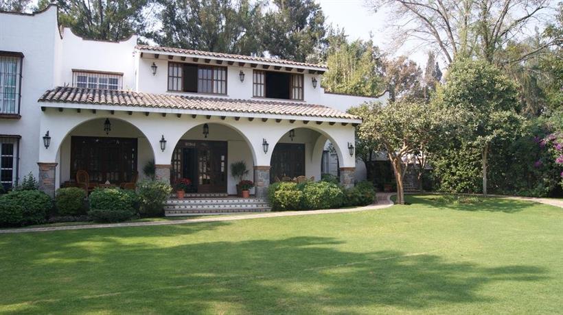 Casa de las Conchas Cuernavaca