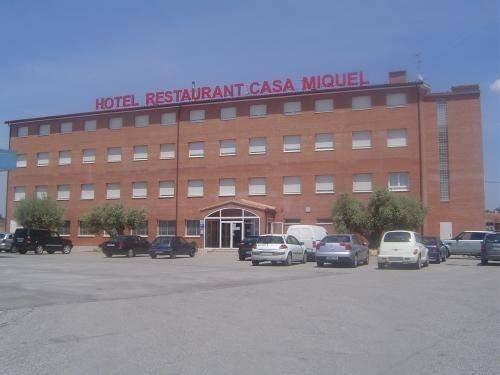 Hotel Restaurant Casa Miquel Alcarras