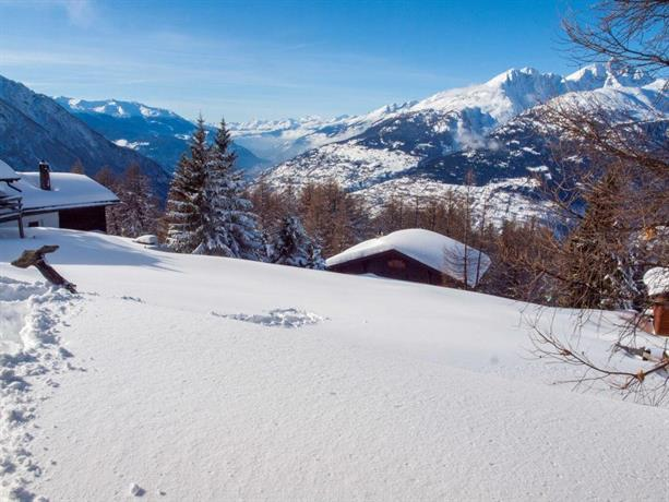 Chalet Panorama Ried-Brig