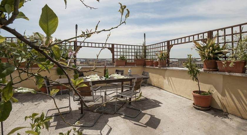 Terrazza Romana Axel, Rome - Compare Deals
